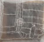 Moving House #1 (kitchen sink) 2008 by Annalise Rees